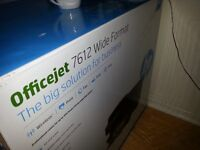 HP printer officeJet 7612