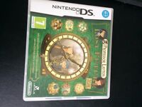 Professor Layton and the lost future (Nintendo DS Game)