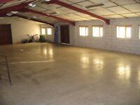 Workshop/Office/Storage