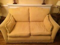 3-Seater Draylon Sofa