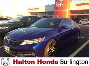 2016 Honda Accord Touring | 6SP | ALLOYS | LEATHER | SUNROOF