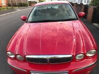 jaguar x type 2l diesele SE D