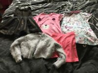 Bundle of 4-5 years girls clothes