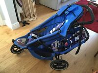 Phil & Ted Sport buggy with cocoon