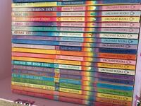 Rainbow magic stories 52 books and a box