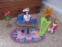 playmobil palace roomsets