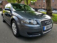 AUDI A3 1.9 TDI FULL SERVICE HISTORY 12 MONTHS MOT PERFECT CONDITION CLEAN IN AND CAMBELT KIT DONE