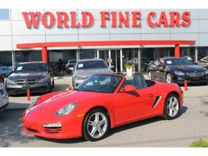 2009 Porsche Boxster | 6-Speed