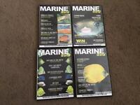 Four Marine DVD's