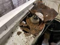 Classic car welding and repairs