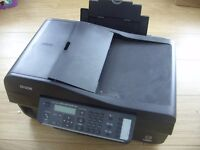 Epson Stylus Office BX305FW Plus Printer / Scanner / Fax Machine - FAULTY - For Spares or Repair