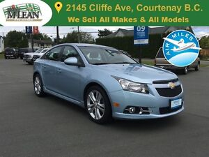 2011 Chevrolet Cruze LT Rally Sport Package