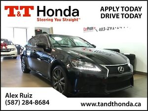 2013 Lexus GS 350 F Sport w/ Navigation Package*Only One in West