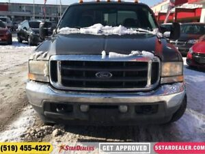 2002 Ford F-350 XL | 2WD | 7.3 DOESEL | DUALLY