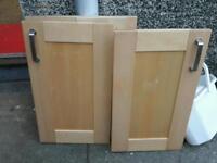 Solid wood ikea kitchen