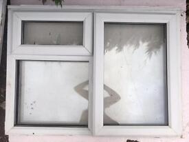 X2 Upvc double glazed windows