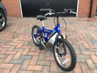 "d20297f6abd Triumph Scallywag 16"" wheels kids bike"