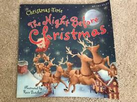 The Night Before Christmas book - BRAND NEW