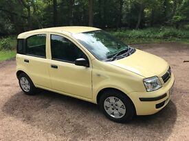 Fiat Panda 1.2 Dynamic Eco 2009 58 Only £30 Per Year Road Tax One Former Keeper Poss Px