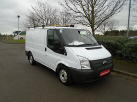 FORD TRANSIT 2.2tdci 280 swb100 BHP1 YRS WARRANTY (white) 2012