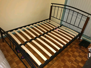 queen bed for sale Jacana Hume Area Preview