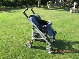 PUSHCHAIR Loola top quality- in excellent condition