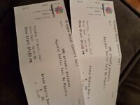 Psychic Sally 2 tickets for Call Me Psychic. Great seats Glasgow Royal Concert Hall