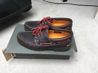 Timberland Boat shoes.