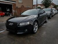 Audi A5 2.7 tdi V6 Diesel Coupe 2008 *SAT NAV* * Heated Seats* Must See