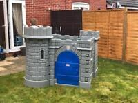 Little Tikes Castle
