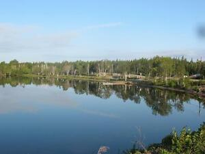 Cape Breton Waterfront and Water Access Lots for Sale Mira River