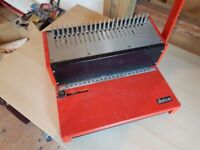 Ibico Binder machine Good condition