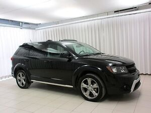 2016 Dodge Journey A NEW ADVENTURE IS CALLING!!! AWD CROSSROAD S