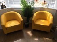 Brand new Tub Chairs