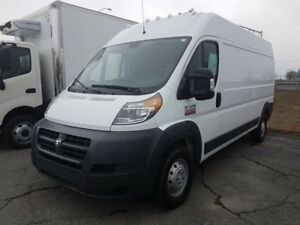 2017 Ram ProMaster 3500 High Roof 3 PLACES 20000KM