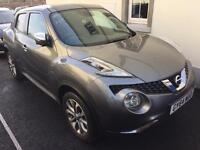 Nissan Juke Tekna 1.5 Diesel, leather, sunroof