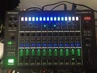 Roland MX-1 Performance Mix + Deck Saver Cover - As New