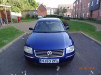 VW PASSAT 1,9 TDI 2003