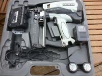 Hitachi finishing 16ga nailer