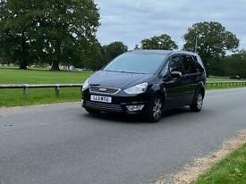image for Ford Galaxy Zetec Tdci 2011 Black Automatic Powershift 2.0 Diesel