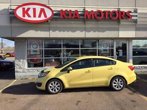 2016 Kia Rio LX+ $82* Bi-Weekly UNIQUE COLOUR NEW VEHICLE/FULL