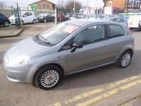 Fiat GRANDE PUNTO Active,1242 cc 3 door hatchback,very clean tidy car,runs and drives well