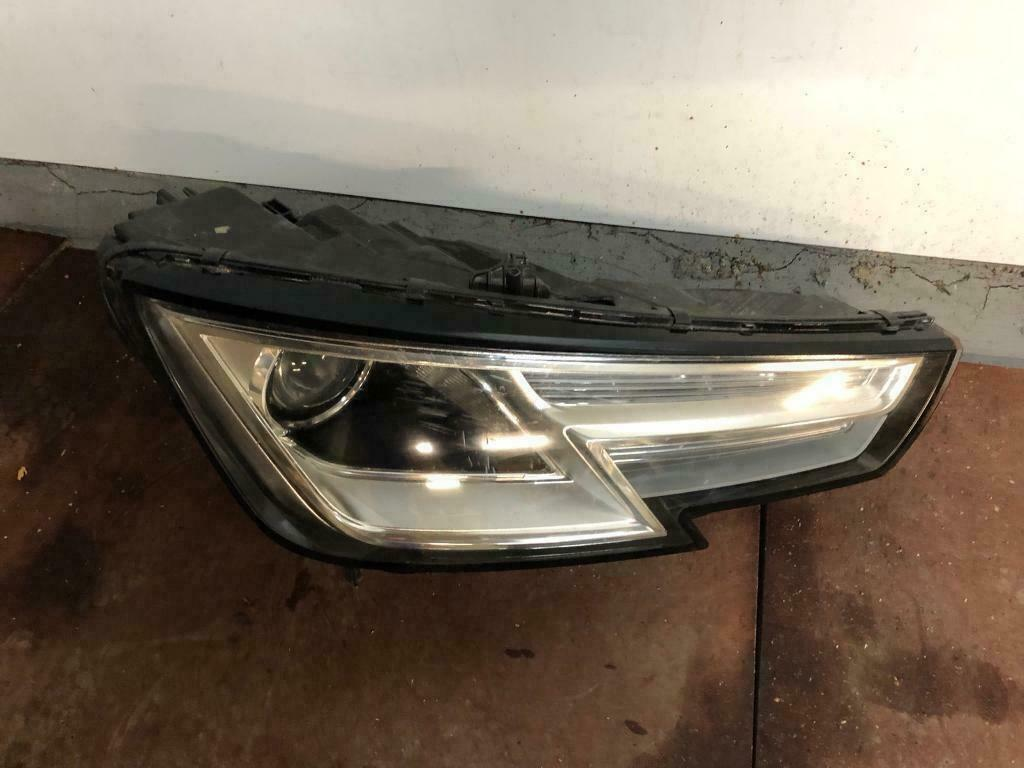 Audi A4 8w0 2016 2017 2018 Headlight In Bradford West Yorkshire