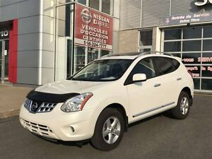 2013 Nissan Rogue S AWD TOIT OUVRANT, BLUETOOTH, JANTES ALLIAGES