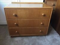 Small G PLan Chest of Drawers for Sale