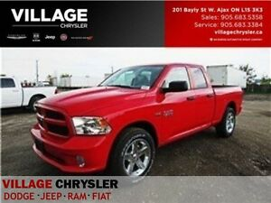 2017 Ram 1500 EXPRESS|BACKUP CAM|8SPDS|TOW|BLUETOOTH