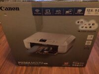 CANON PIXMAX MG5751 PRINTER IN BOX