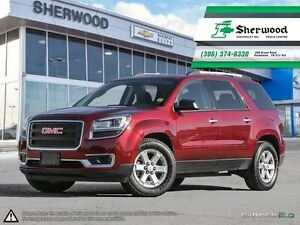2016 GMC Acadia SLE2 AWD Only 18,000KMS!!