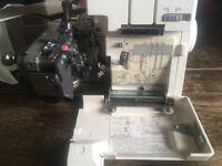 Janome my lock 634D Overlocker sewing machine