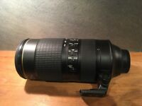 Nikon AF-S 80-400mm f/4.5-5.6G ED VR